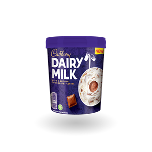 Cadbury Dairy Milk Tub